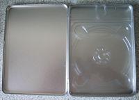 DVD Blechbox ohne Fenster