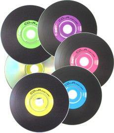 Emtec Vinyl CD-R  neu