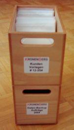 CD-Holzboxen